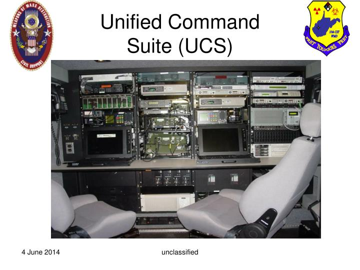 unified command suite ucs n.