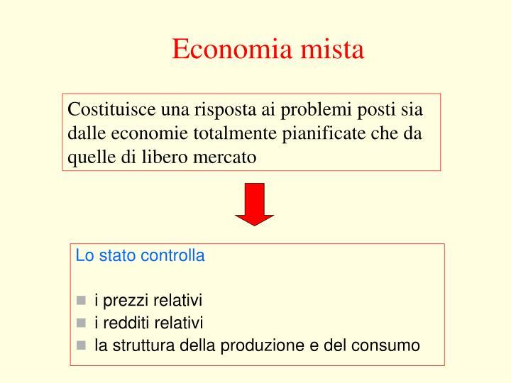 Economia mista