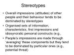 stereotypes1