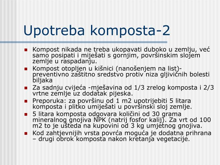 Upotreba komposta-2