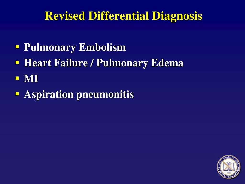 PPT - Post-Op Pulmonary Embolism PowerPoint Presentation