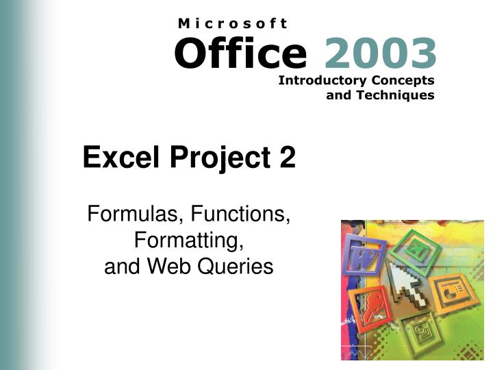 excel project 2 n.
