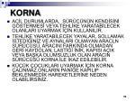 korna