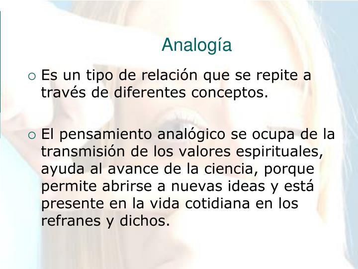 Analogía
