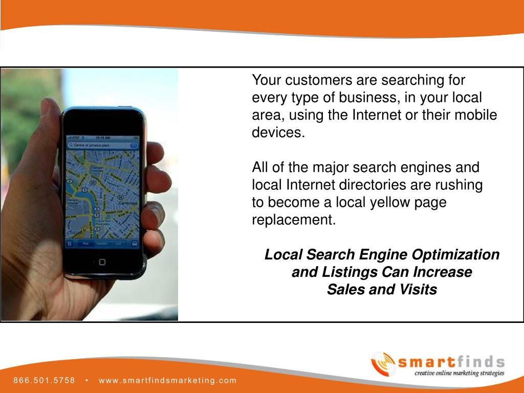 Your customers are searching for
