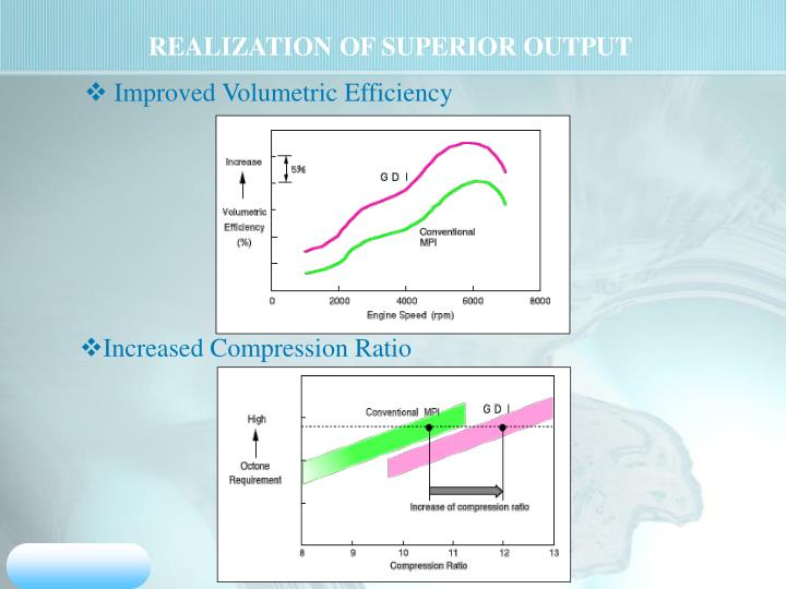 REALIZATION OF SUPERIOR OUTPUT