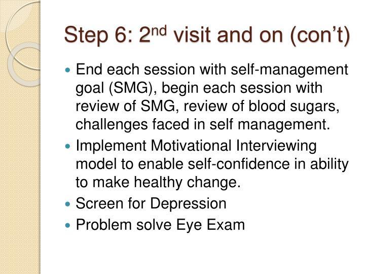 Step 6: 2