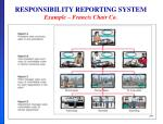 responsibility reporting system example francis chair co