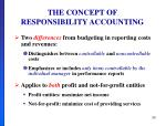 the concept of responsibility accounting3