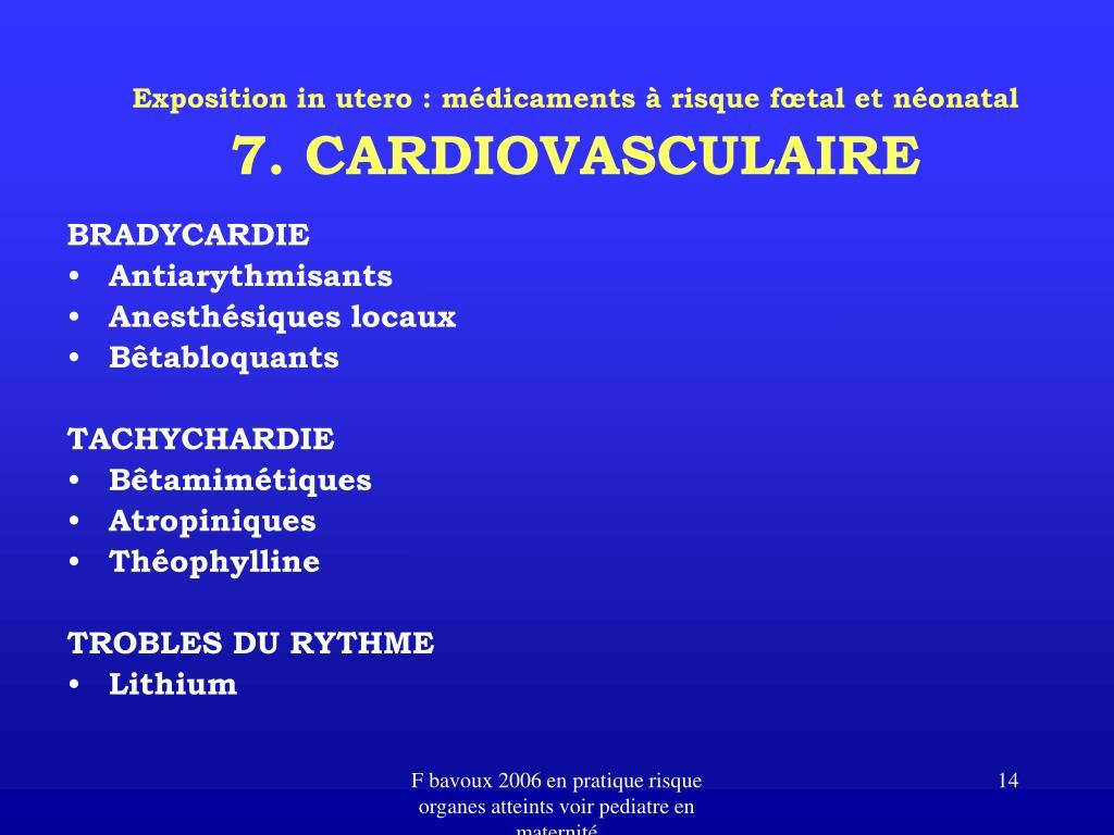 PPT - Organes cibles nouveau-ne Medicaments et grossesse..