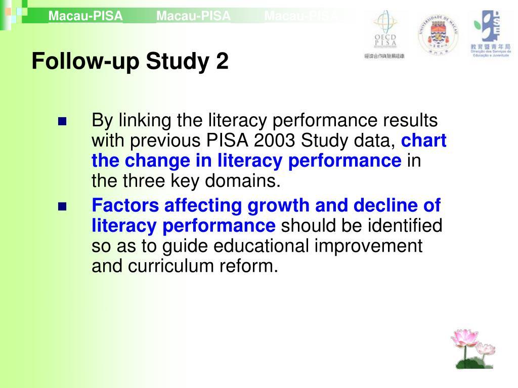 Follow-up Study 2