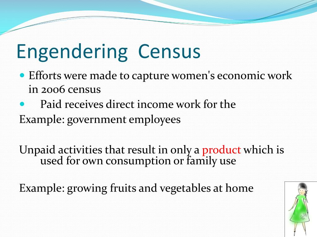 Engendering  Census