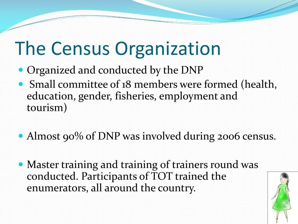 The Census Organization