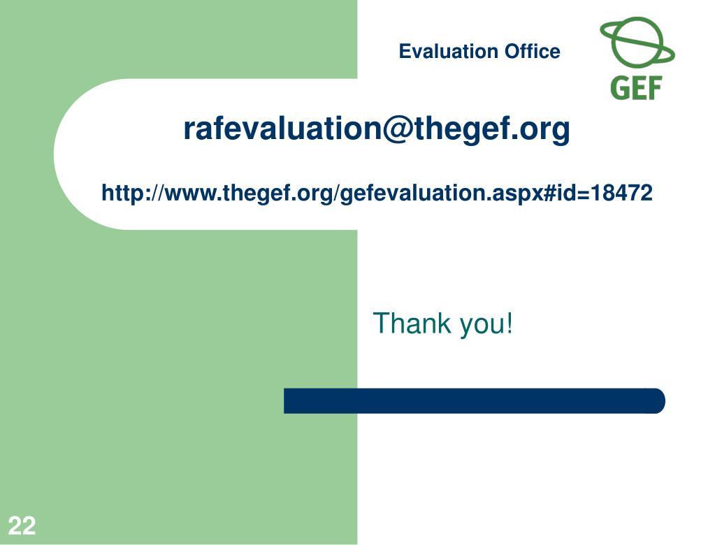 rafevaluation@thegef.org