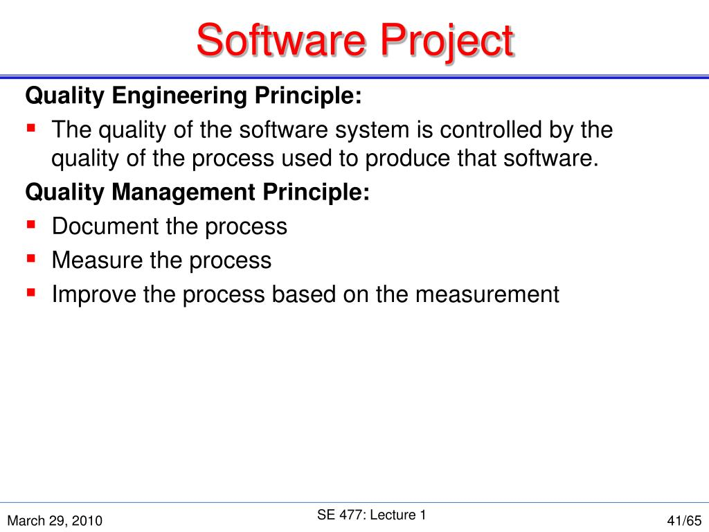 Software Project