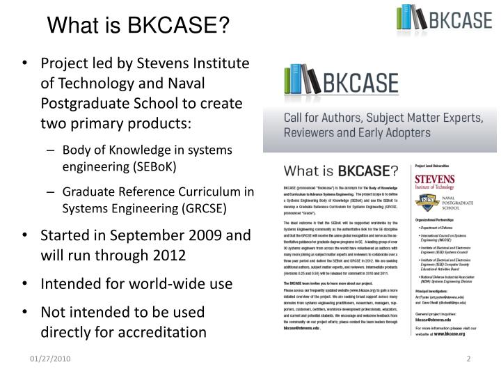 What is bkcase