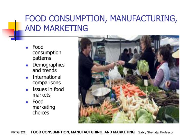 consumerism in food Consumerism is the culture or ideology of excessive consumption of material goods or services in this lesson, you will learn about consumerism and.