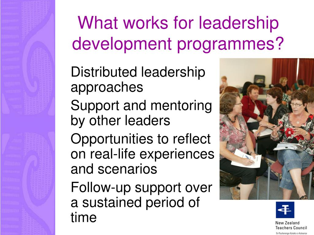 What works for leadership development programmes?