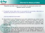 proyecto regulatorio3
