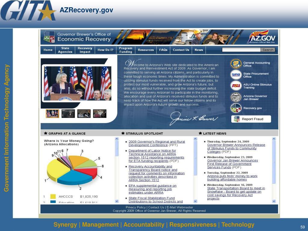 AZRecovery.gov