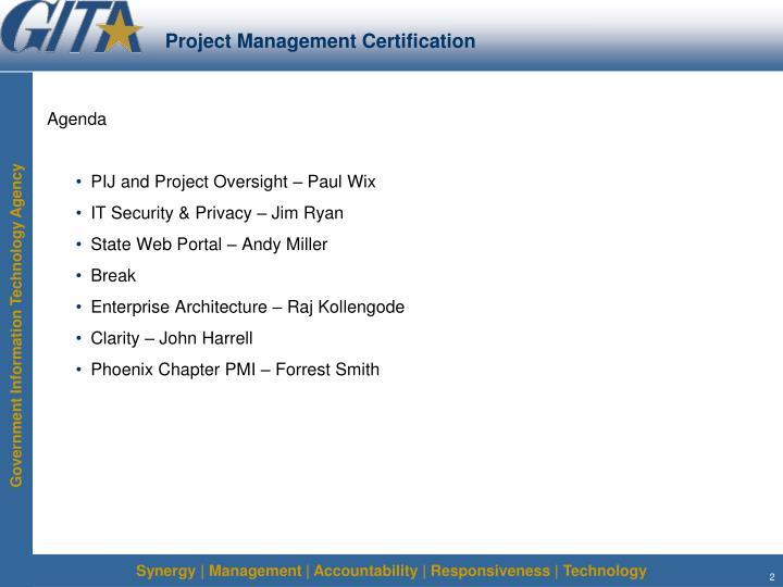 Project management certification3