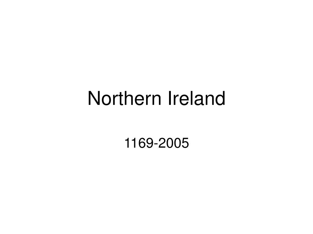 northern ireland l.