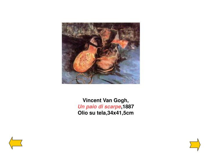 Vincent Van Gogh,