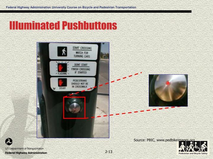 Illuminated Pushbuttons