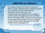 cms wire on alfresco