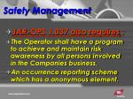 safety management1