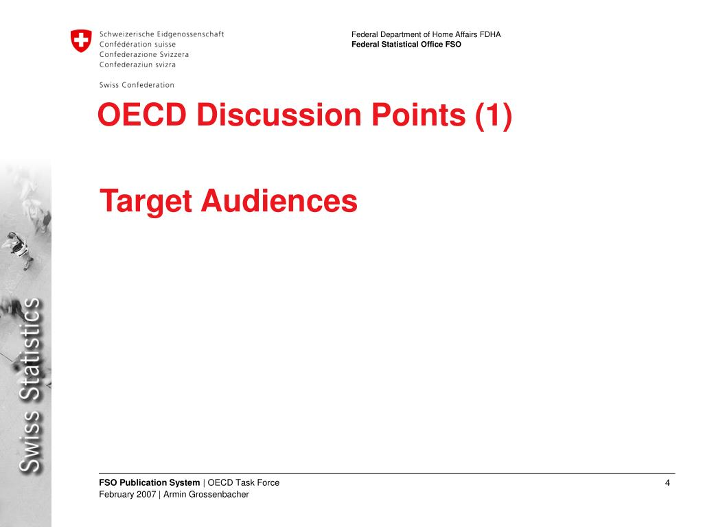 OECD Discussion Points (1)