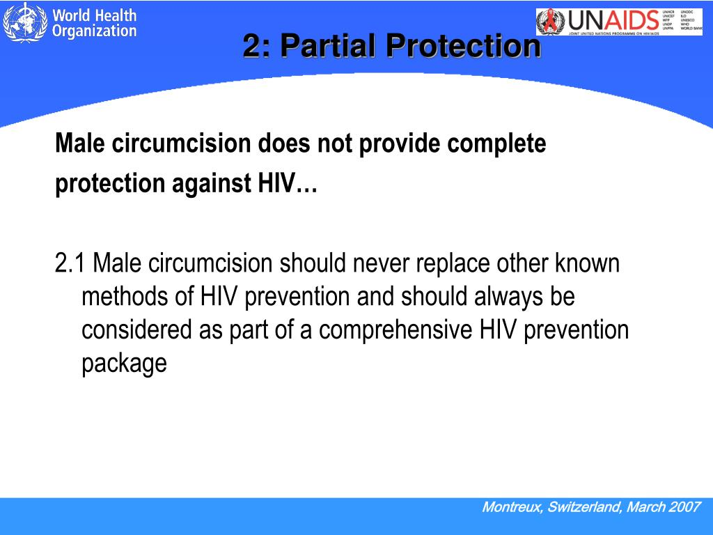2: Partial Protection