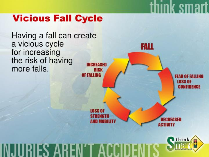 Vicious fall cycle