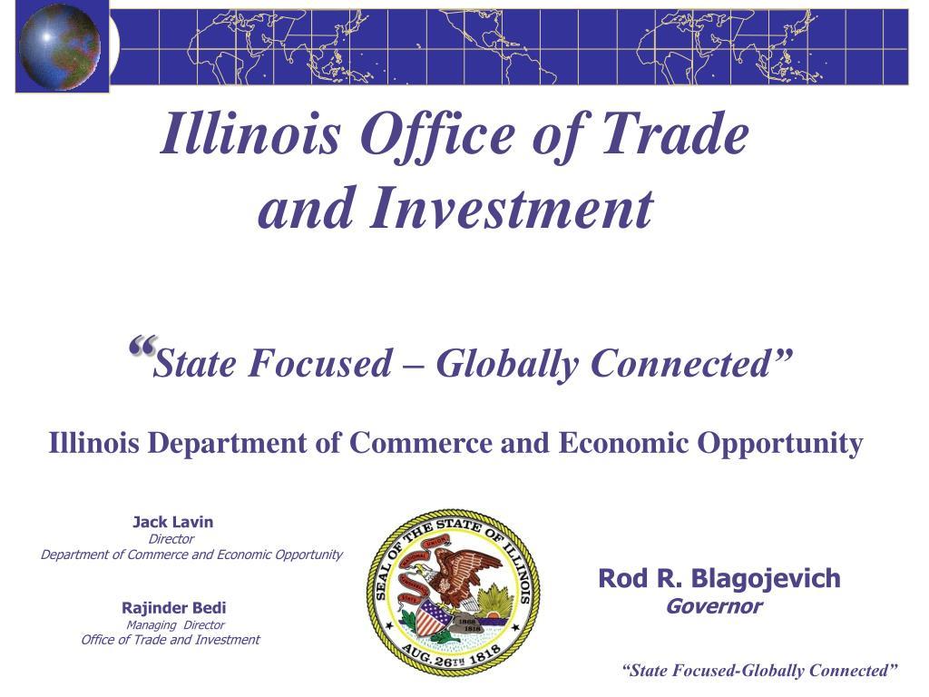 Illinois Office of Trade