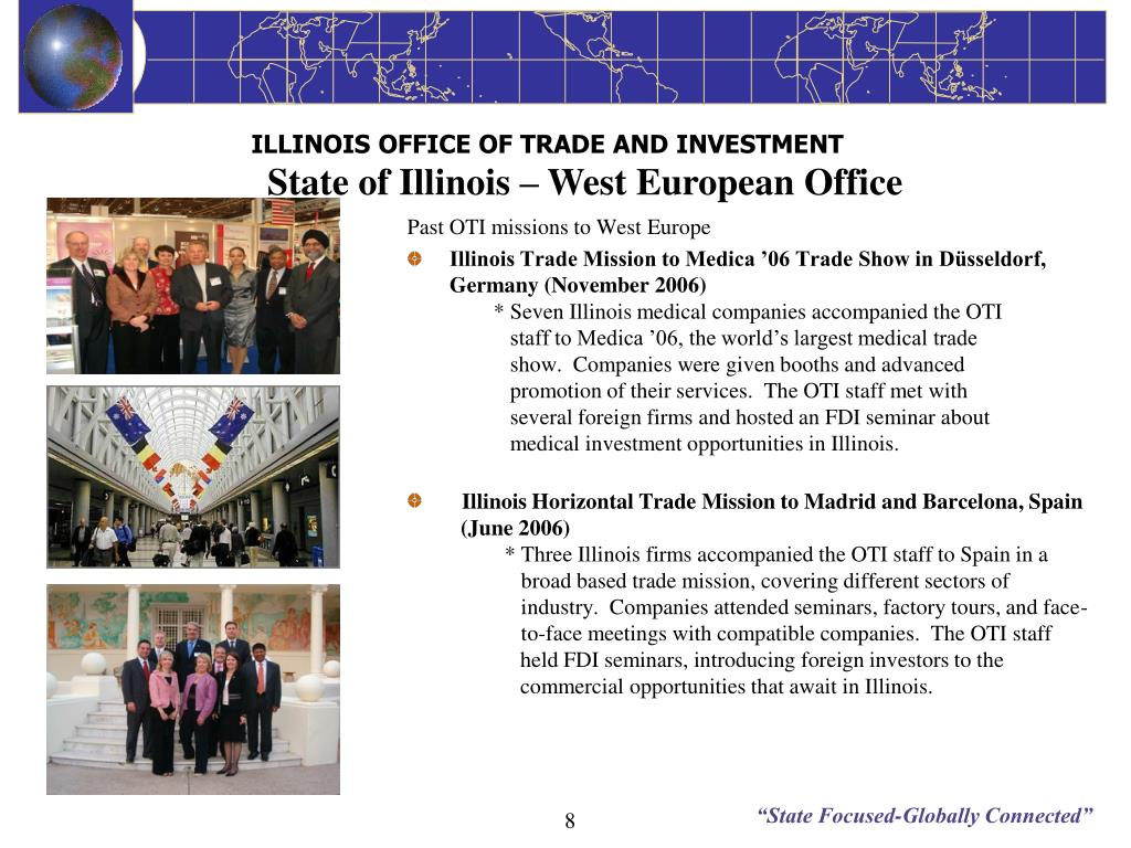 ILLINOIS OFFICE OF TRADE AND INVESTMENT