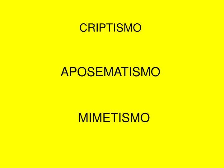 Criptismo