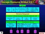 storage resource broker 3 3 1