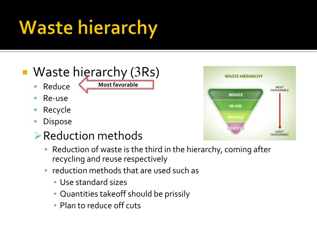 PPT - Construction Waste Management & Recycling Plan for a High rise