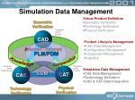 simulation data management