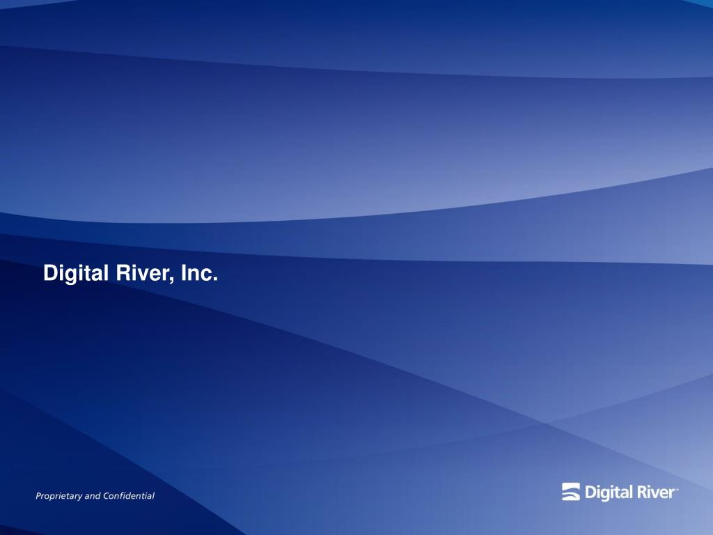 Digital River, Inc.