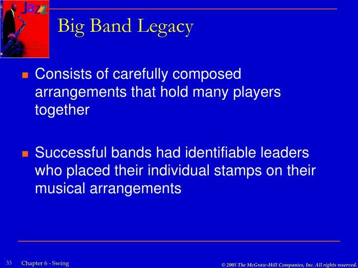 Big Band Legacy