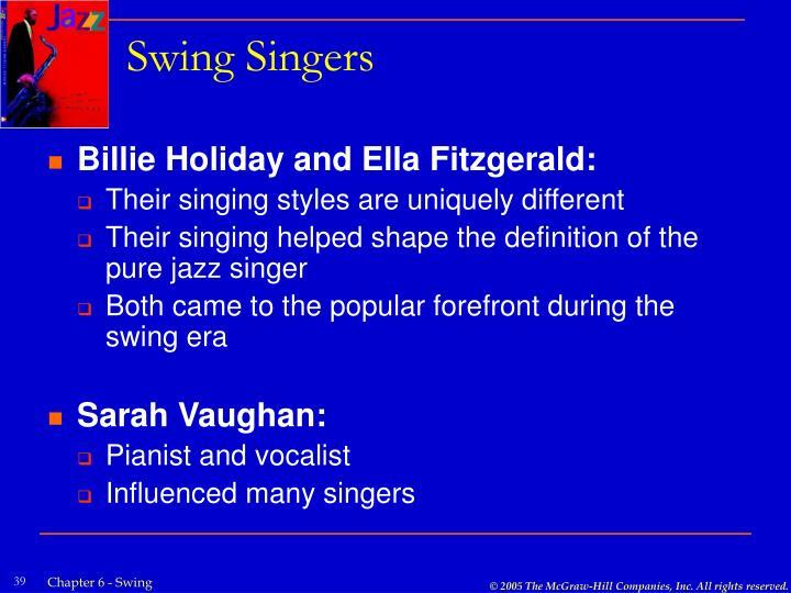 Swing Singers
