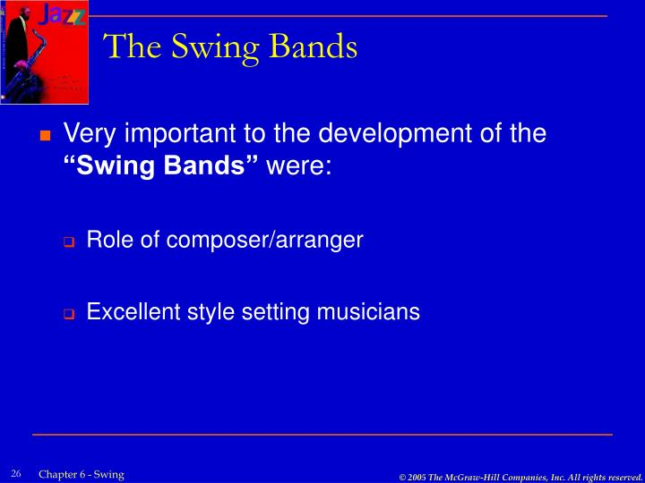 The Swing Bands