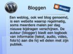 bloggen
