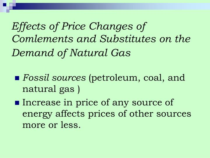 effect of change in price of Change in expected future prices and demand changes in income, population, or preferences normal and inferior goods and if the price of related goods change.