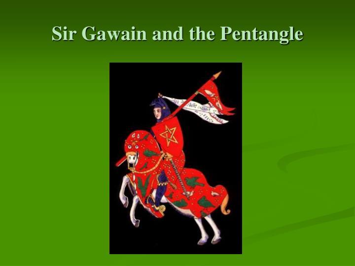 Sir Gawain and the Pentangle