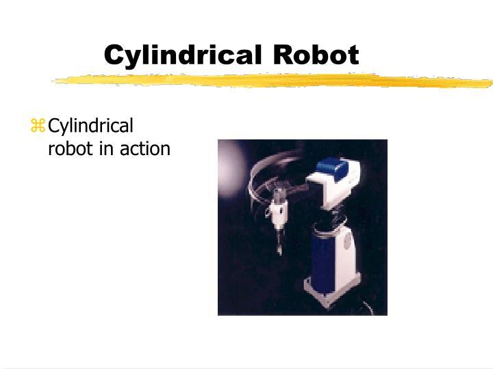 Cylindrical Robot