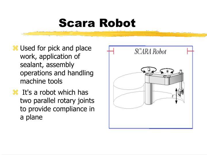 Scara Robot