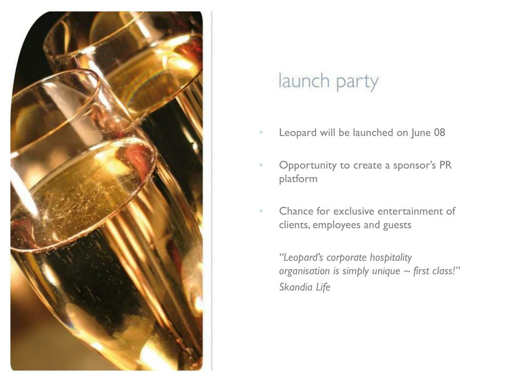 Leopard will be launched on June 08