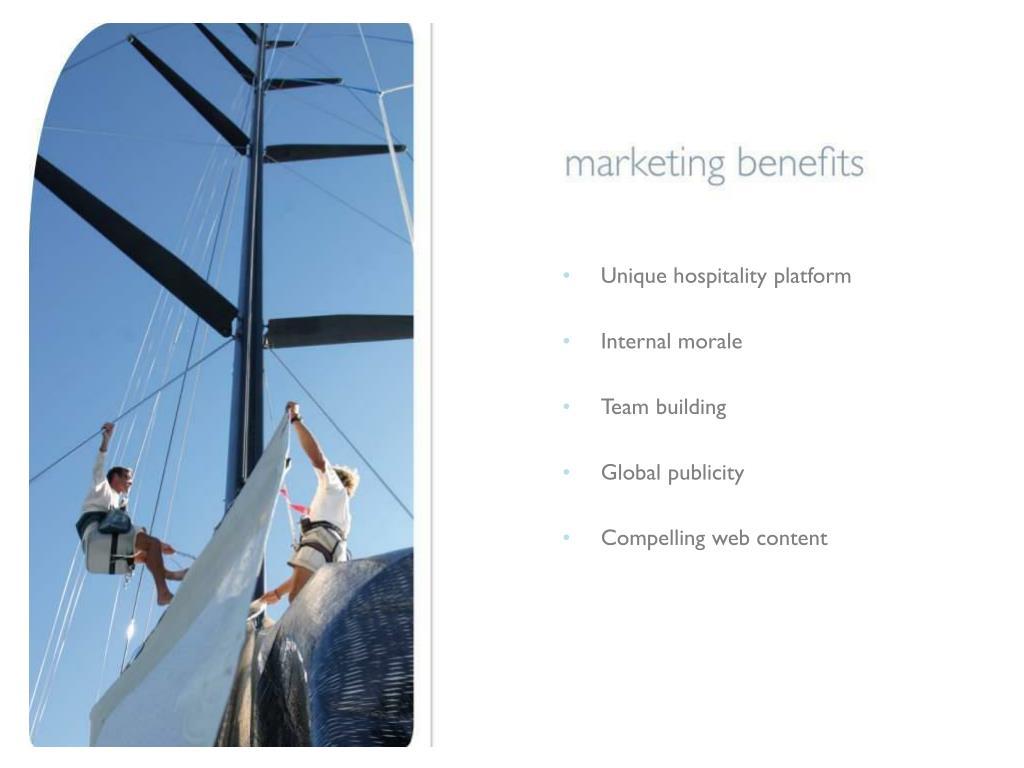 Unique hospitality platform